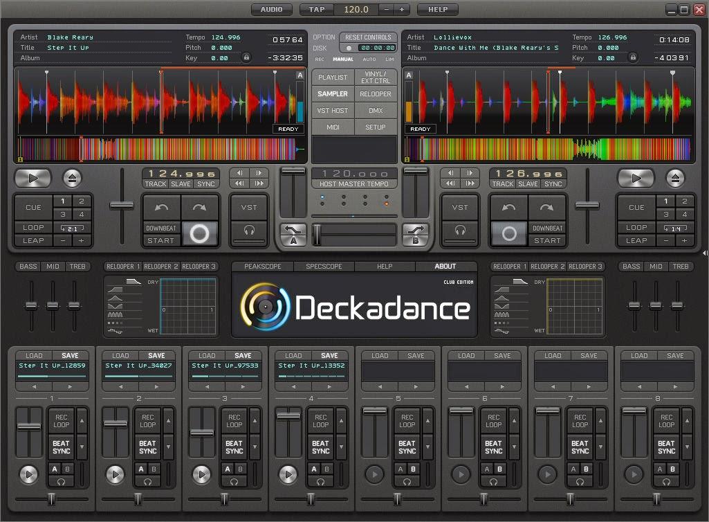 İmage Line Deckadance DVS Edition 2.30 Full İndir
