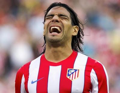 ¡La lesión de Falcao prendió las alarmas en Madrid!