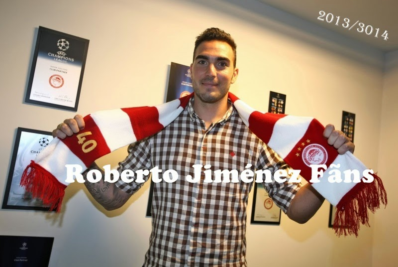 Roberto Jiménez Fãns - Oficial