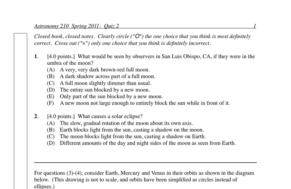 astronomy difficult questions Part 5 - interesting questions in astronomy up: ay110 class notes previous: part 4 - the part 5 - interesting questions in astronomy although difficult.