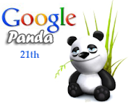 Google Panda 21th