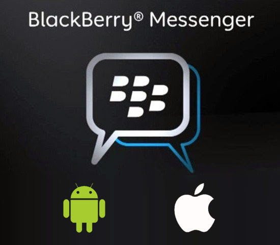 BlackBerry Messenger finally avaliable for Android and iOS