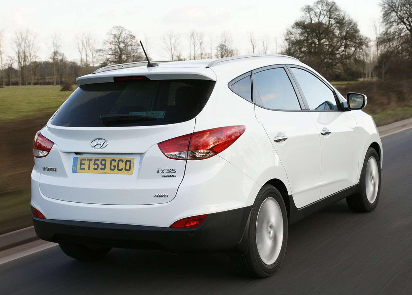 2011 Hyundai Ix35 Auto Car Best Car News And Reviews