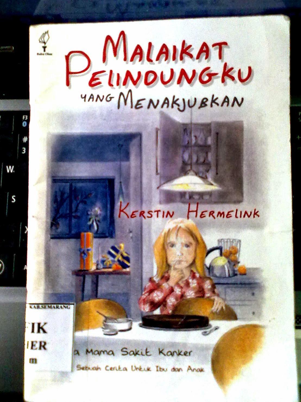 Malaikat Pelindungku yang Menakjubkan karya Kerstin Hermelink