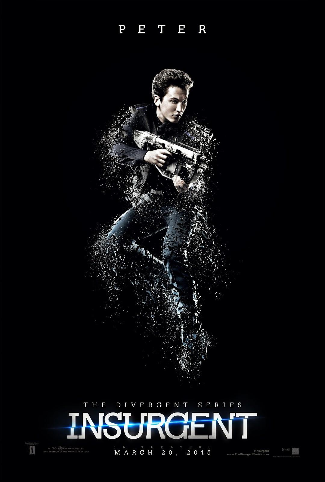 Peter Insurgent