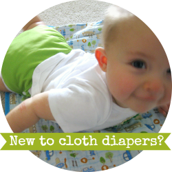 Cloth Diapering Checklist // where are you in the process?