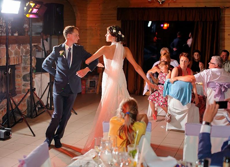 pirmasis vestuvinis šokis
