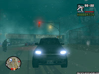 GTA San Andreas Snow Mod - screenshot 14