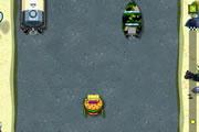 Süner Bob Araba Macerası Oyunu