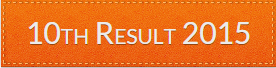 10th Result 2015, 10th Board Result 2015, 10th Class Result