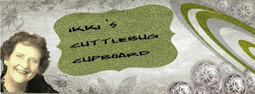 ikki's cuttlebug cupboard