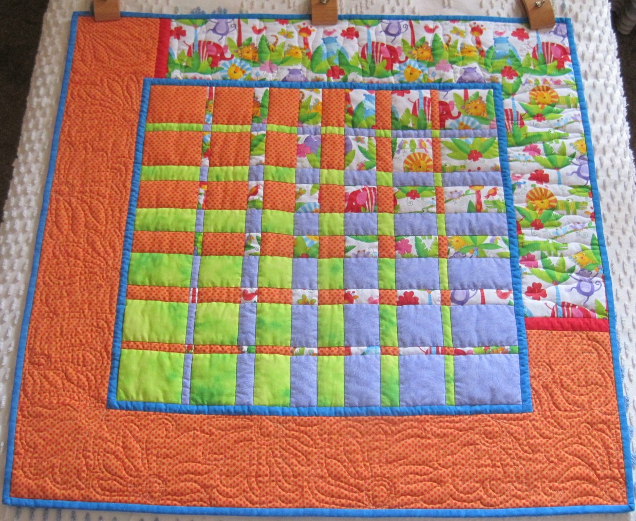 Colleen's Quilting Journey: Jungle Convergence Quilt : convergence quilt - Adamdwight.com