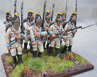 28mm, Army Painter Quickshade, Austrians, Line Infantry, Napoleonic, Tutorial, Victrix,
