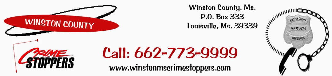 Winston County Crime Stoppers