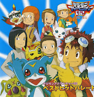Ost Digimon 02 [Opening Versi Indonesia]