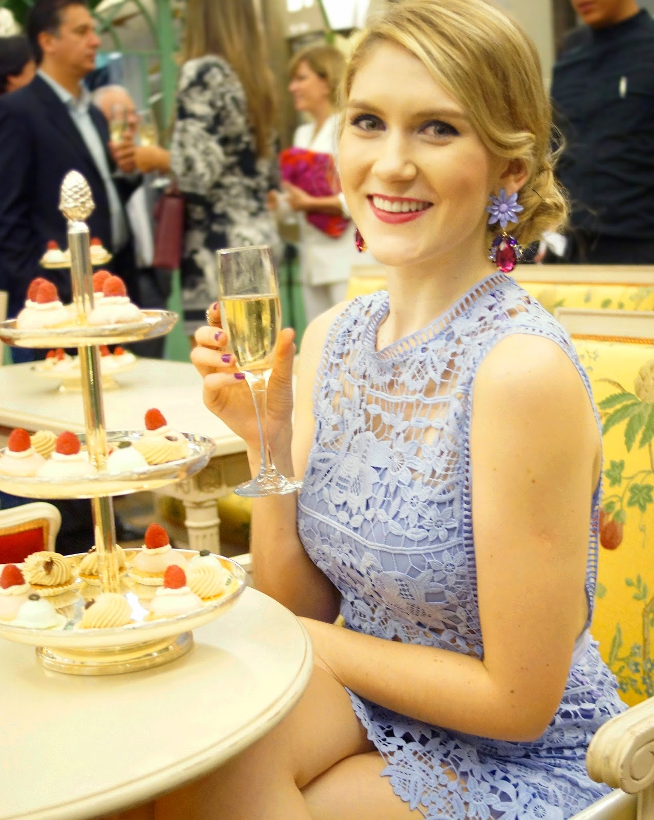 Ladurée is a perfect spot for delicious french desserts!