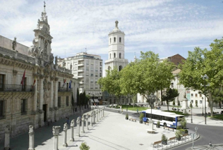 Plaza de la Universidad - Valladolid