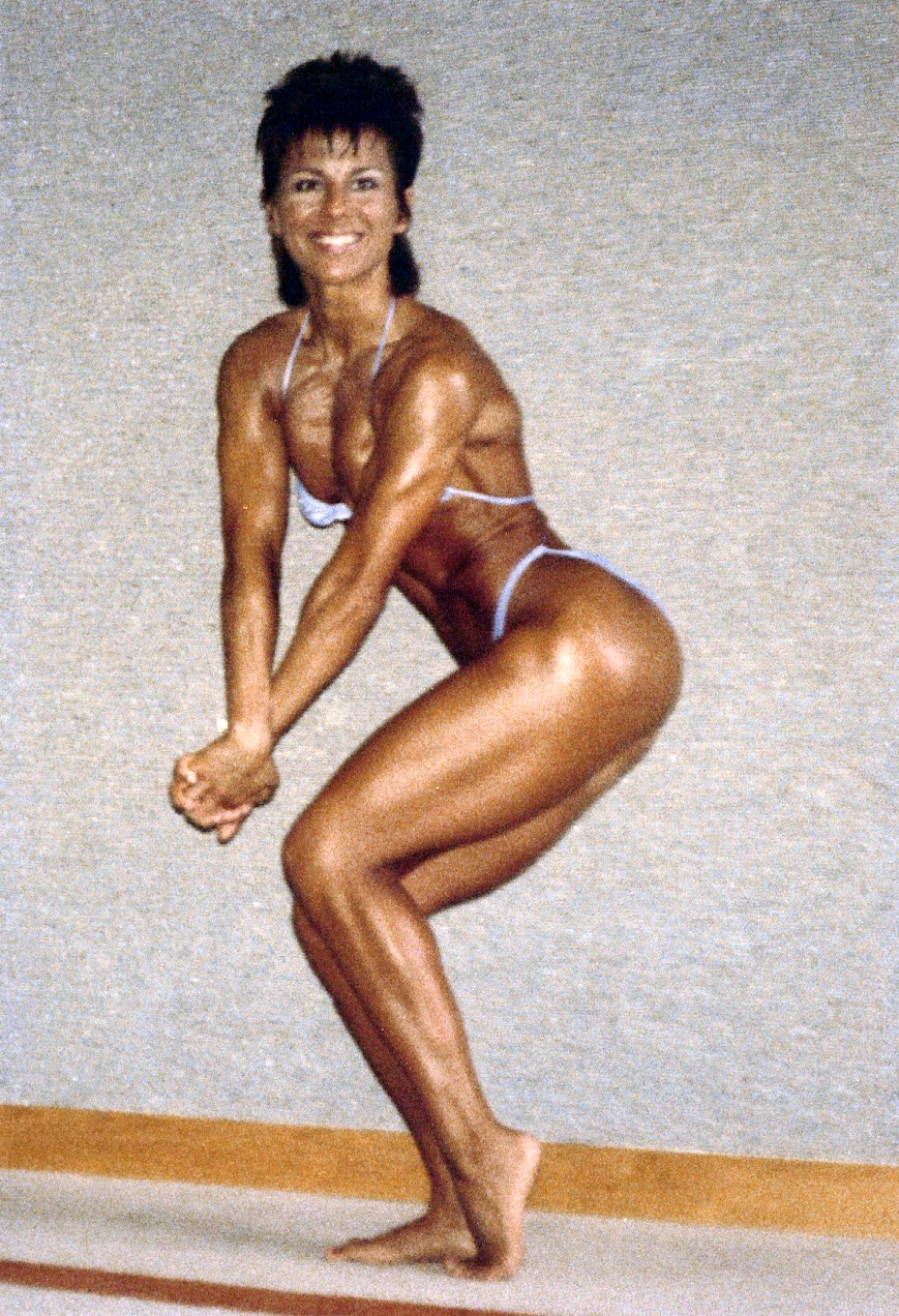 how to become a bodybuilder girl