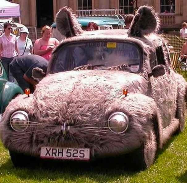Mobil Unik di dunia