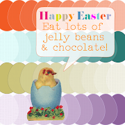 Happy Easter! Happy Easter greetings from My Little Corner! happy easter bunny baby