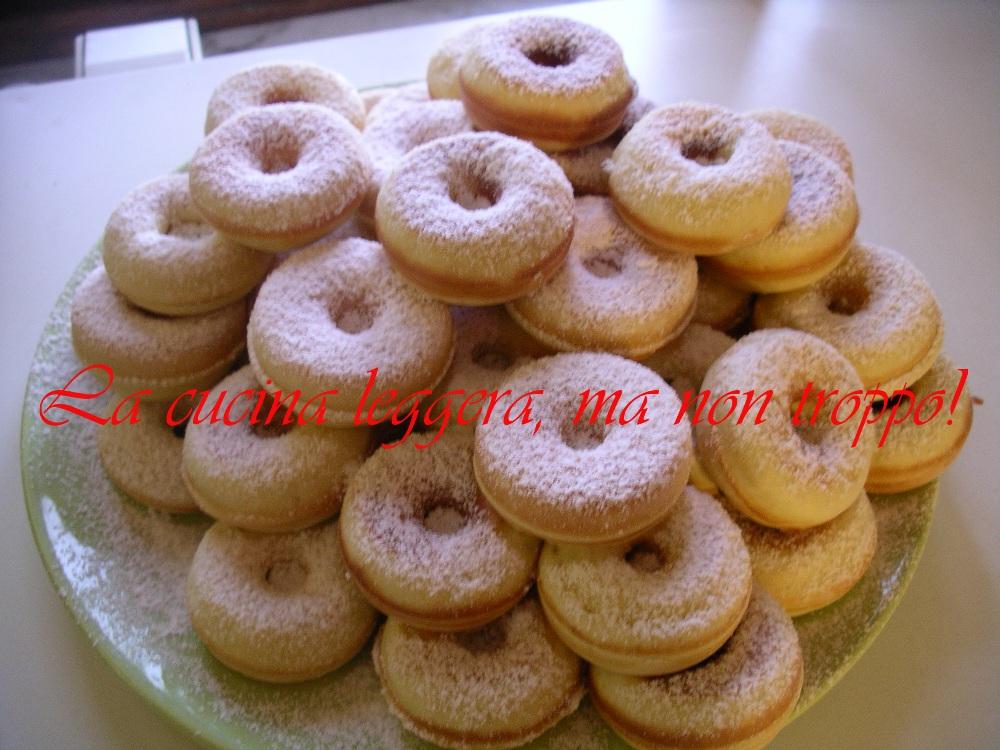 Ciambelle donuts golosissime e semplici