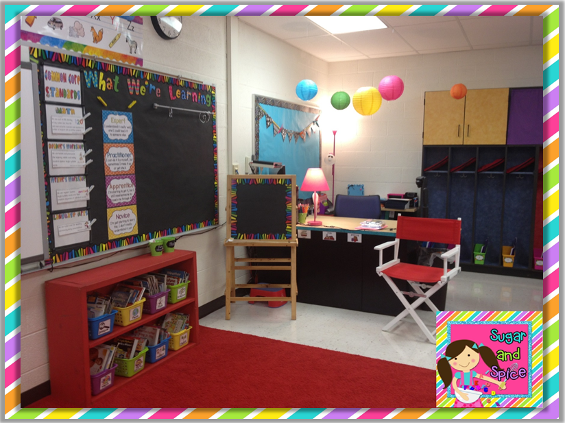 Classroom Theme Ideas Grade ~ My  first grade classroom reveal miss decarbo