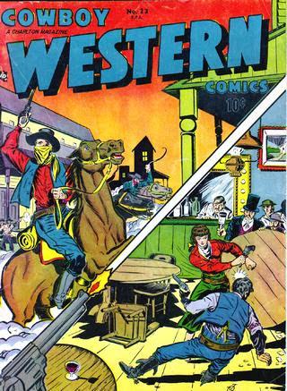 COWBOY WESTERN Nº 023 - 1949