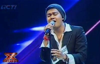 Gede Bagus X Factor Indonesia
