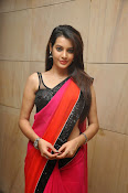 Deeksha panth sizzling saree stills-thumbnail-6