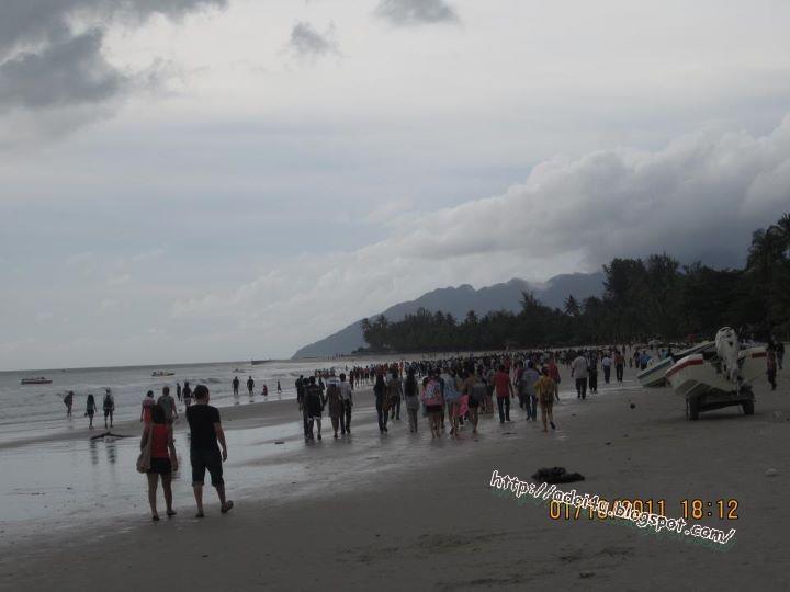 Gempar - Raksasa Pelik Ditemui Di Langkawi (6 Gambar)