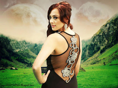Hazel Keech New Wallpaper