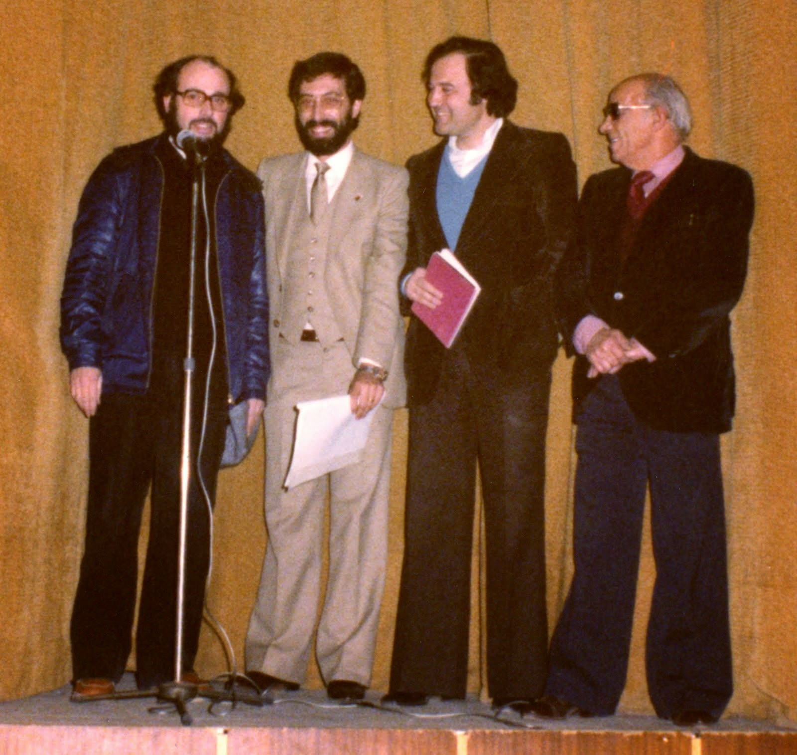 Jesús Moncada Premi Jacme Marc Gavà any 1980