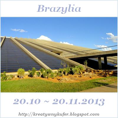 Wyzwanie Tematyczne - Podróże - Brazylia