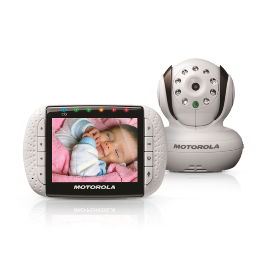 Motorola  Wireless Color Video Baby Monitor #giveaway
