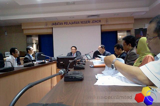 mknace unlimited™ | Mesyuarat Pembukaan Audit Dalam MS ISO 9001:2008 JPN Johor