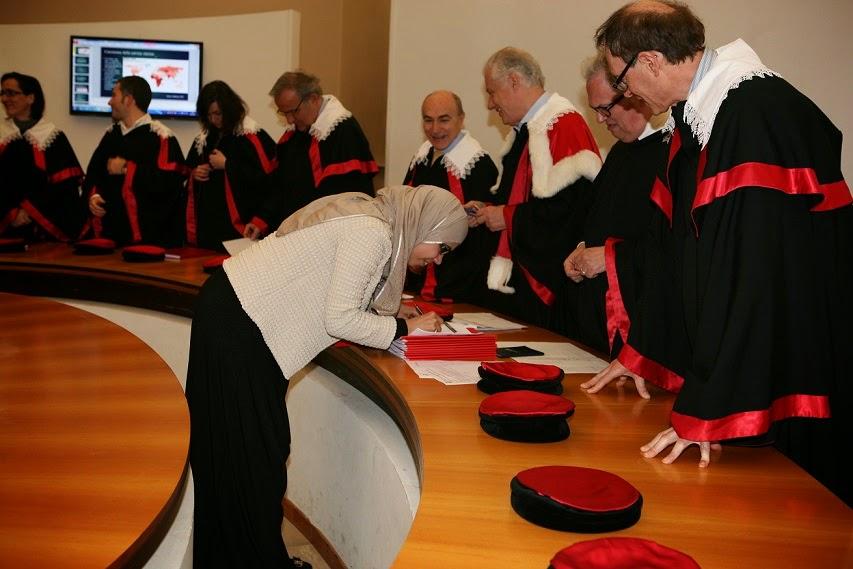 سابقة.. طبيبة مغربية تخطف اعترافا من إيطاليا لمزاولة المهنة النبيلة