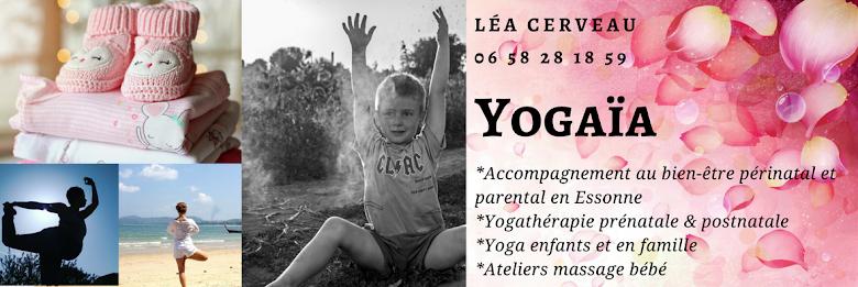 YoGaia, accompagnement au bien-être périnatal et parental en Essonne