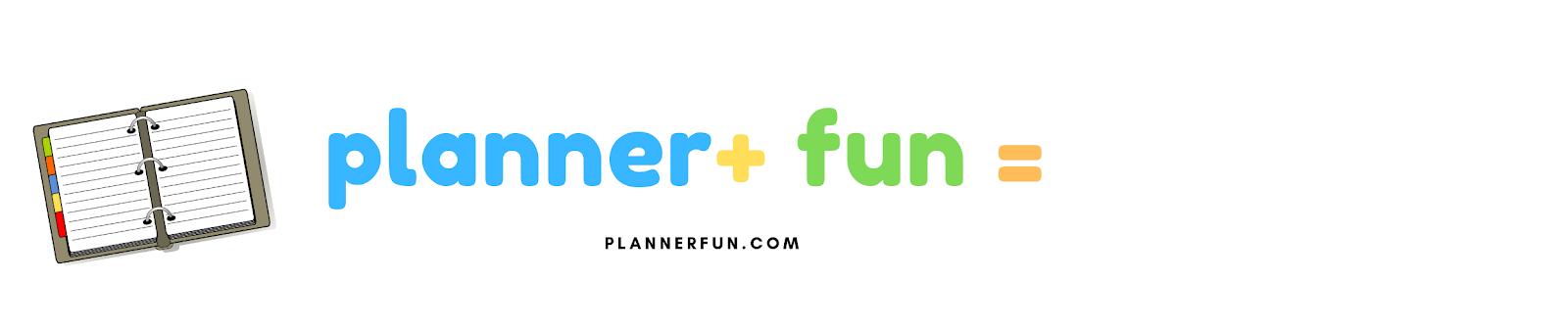 Planner Fun