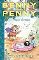 bookcover of Benny And Penny In Just Pretend by Geoffrey Hayes