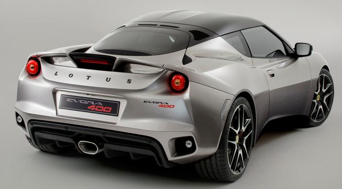 Lotus Evora 400 PS UK
