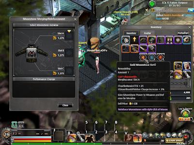 Metal Reaper Online - Moonstone Insert