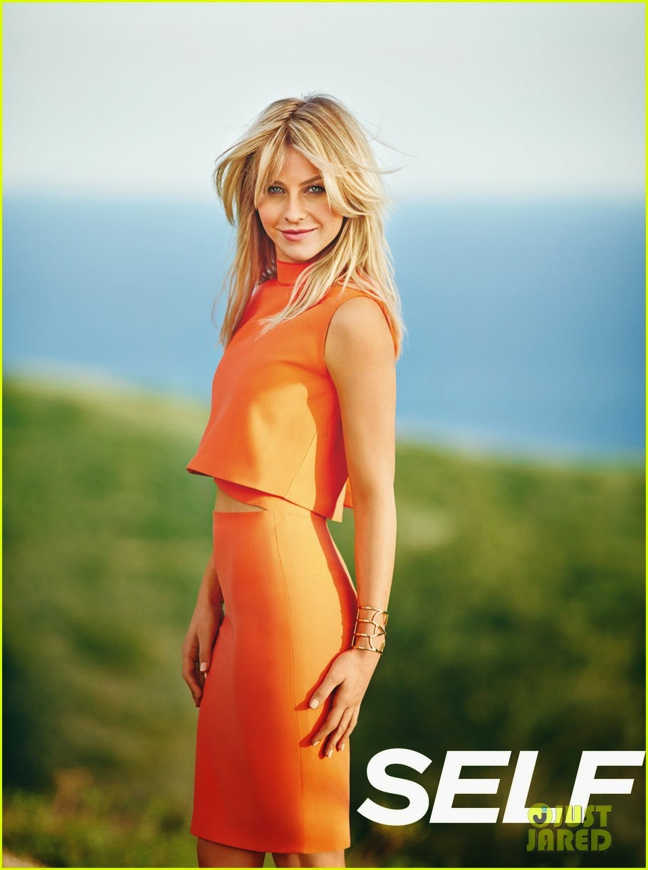 Julianne Hough HQ Pictures Self Magazine Photoshoot March 2014
