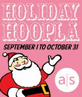 HOLIDAY HOOPLA IS HERE!