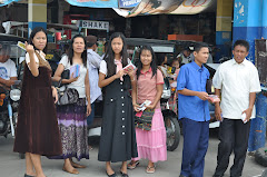 Gospel tracts distribution ministry