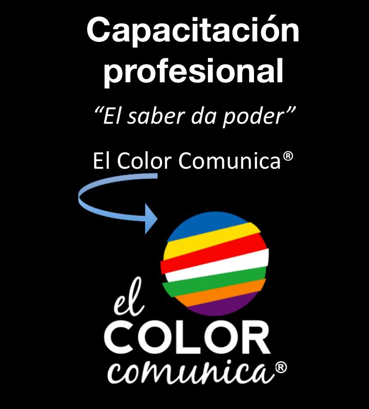 Capacitación profesional: El COLOR Comunica®