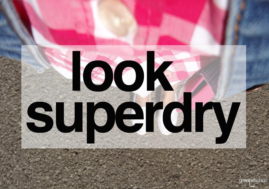 look superdry gossipsfashionweek olga gigirey