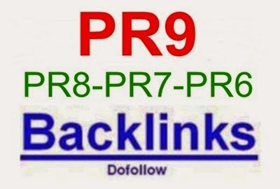 List of PR9 - PR8 Sites