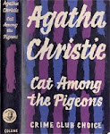 Cat Among the Piegeons by Agatha Christie