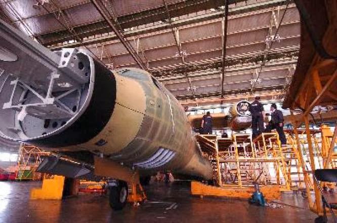 Rencana Besar RI: Jadikan Inalum Produsen Komponen Pesawat Terbang