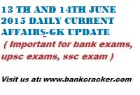 13th June Daily Current Affairs , 14th June Daily Current Affairs,sir wesley winfield hall, icc cricket hall of fame,world blood donors day, un yoga daY